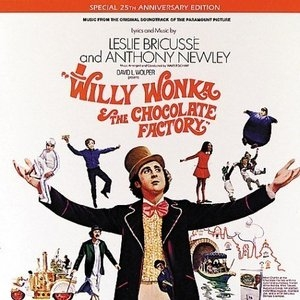 Willy Wonka & The Chocolate Factory (Original Soundtrack) album cover