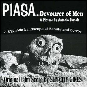 Piasa...Devourer Of Men  album cover