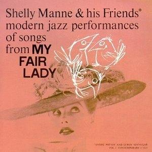 My Fair Lady album cover