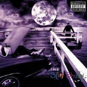 The Slim Shady LP album cover