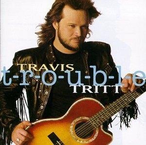 T-R-O-U-B-L-E album cover
