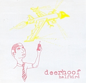 Halfbird album cover