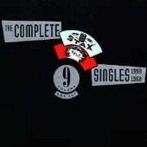 The Complete Stax-Volt Singles Vol.1 album cover