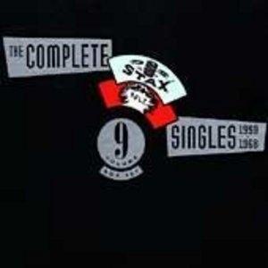 The Complete Stax-Volt Singles Vol.1 album cover