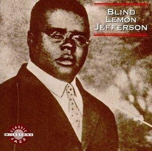 Blind Lemon Jefferson album cover