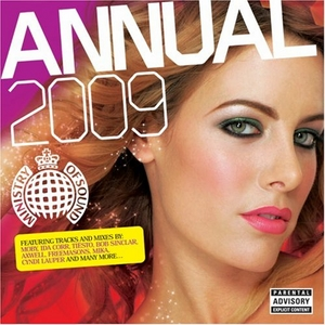 Ministry Of Sound: Annual 2009 album cover