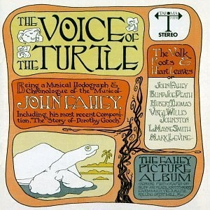 The Voice Of The Turtle album cover
