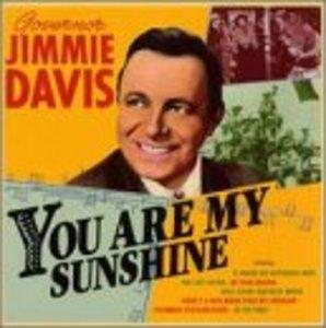 You Are My Sunshine album cover