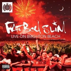 Live On Brighton Beach album cover