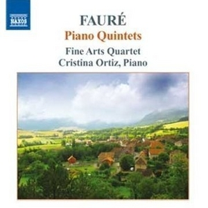 Faure: Piano Quintets album cover