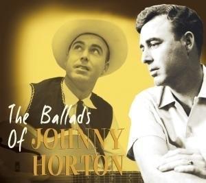 Ballads Of Johnny Horton album cover