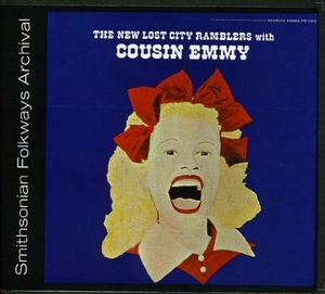 The New Lost City Ramblers With Cousin Emmy album cover