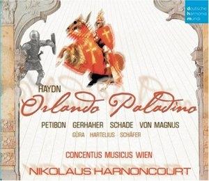 Haydn: Orlando Paladino album cover