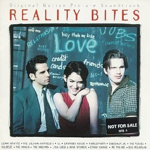 Reality Bites (Original Motion Picture Soundtrack) album cover