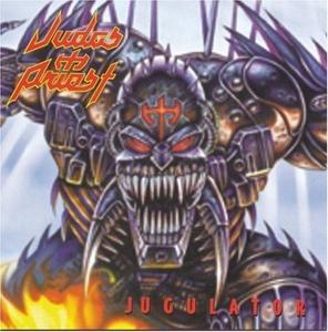 Jugulator album cover
