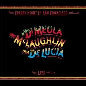 Friday Night In San Francisco album cover