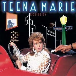 Robbery album cover