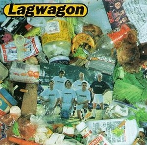 Trashed album cover