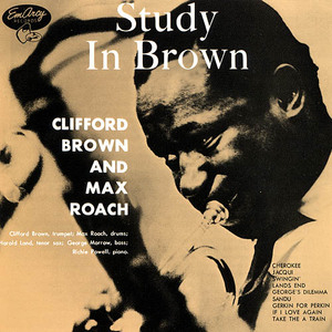 Study In Brown album cover