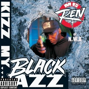 Kizz My Black Azz album cover