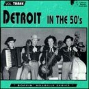 Detroit In The 50's Vol.3 album cover