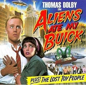 Aliens Ate My Buick album cover