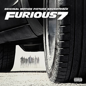 Furious 7 (Original Motion Picture Soundtrack) album cover