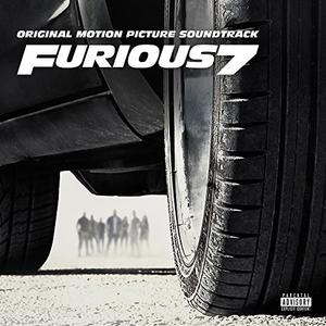 Furious 7 (Original Motion Picture Soundtrack) album cover