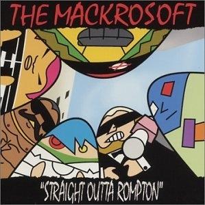 Straight Outta ROMpton album cover