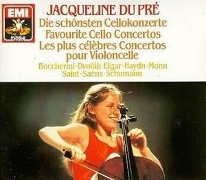 Saint-Saens: Cello Concerto, Dvorak: Cello Concerto album cover