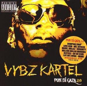 Pon Di Gaza 2.0 album cover