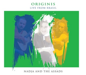 Originis: Nadja And The Assads Live From Brasil album cover