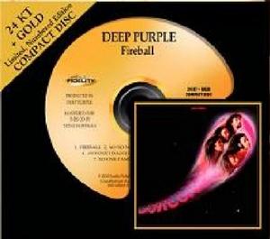 Fireball (Limited Edition) album cover