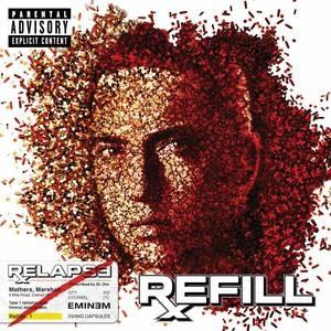 Relapse: Refill album cover