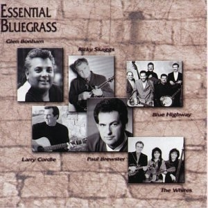 The Essential Bluegrass Collection album cover
