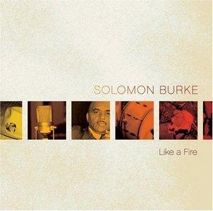 Like A Fire album cover