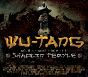 Soundtracks From The Shaolin Temple album cover
