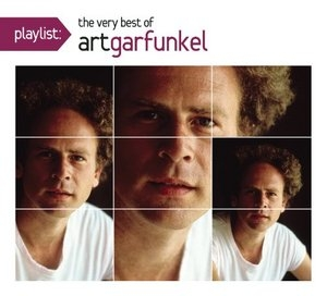 Playlist: The Very Best Of Art Garfunkel album cover
