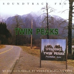 Twin Peaks: Soundtrack From album cover
