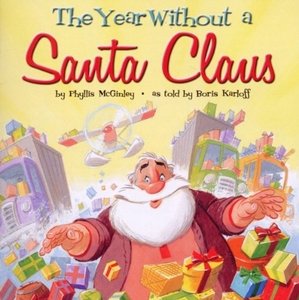 The Year Without A Santa Claus album cover