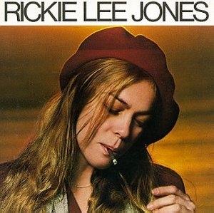 Rickie Lee Jones album cover