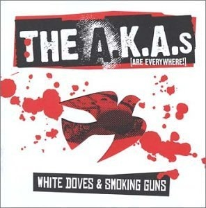 White Doves And Smoking Guns album cover