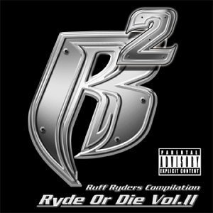 Ryde Or Die Vol.2 album cover