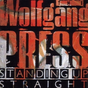 Standing Up Straight album cover