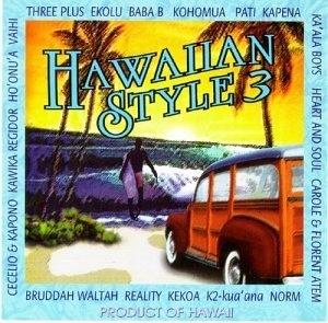 Hawaiian Style 3 album cover