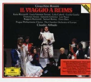 Rossini: Il Viaggio A Reims album cover