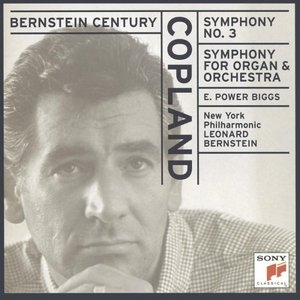 Copland: Symphony No.3, Symphony For Organ And Orchestra album cover