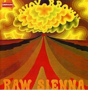 Raw Sienna album cover
