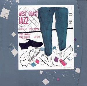 West Coast Jazz album cover