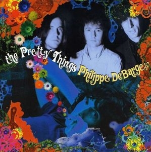 The Pretty Things + Philippe Debarge album cover